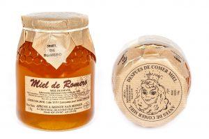 propiedades y tipos de miel - miel de romero monte san roman