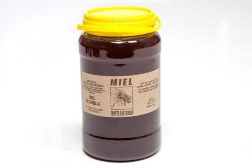 Miel de tomillo Monte San Román (garrafa 2 kg)