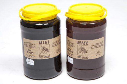 Miel Monte San Román (garrafas 2 kg)