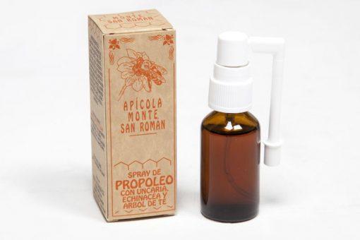Spray de propoleo Monte San Román
