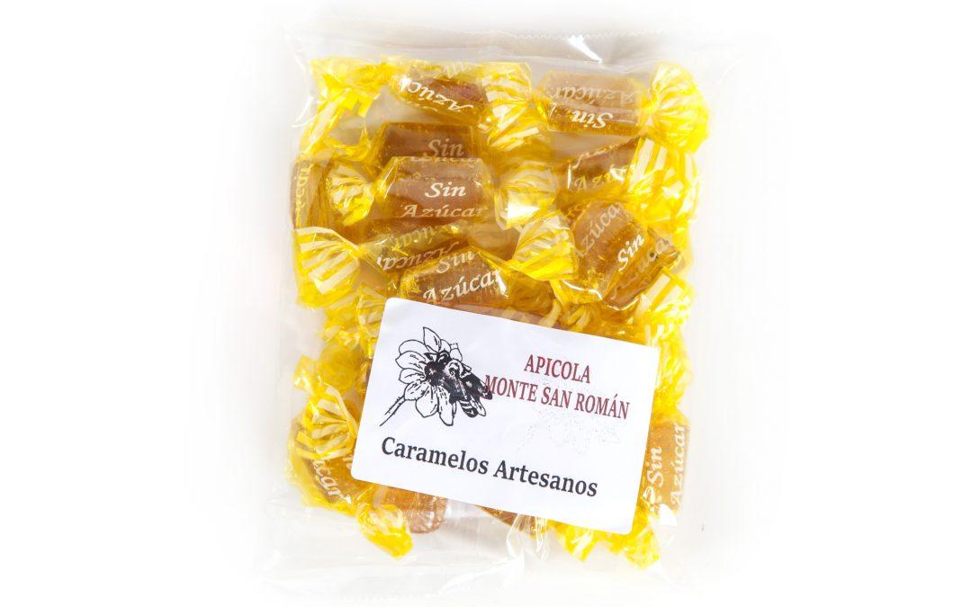 Caramelos de miel, la mejor opción para endulzar tu día