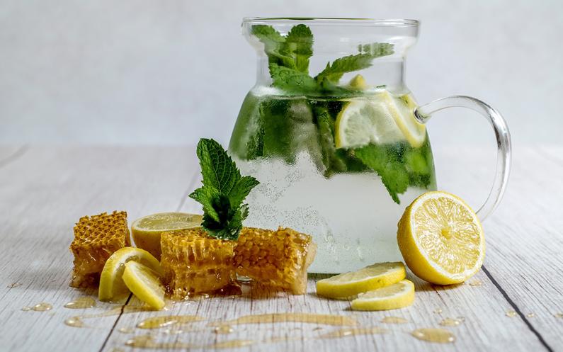 Batidos, bebidas frías… la miel también es para el verano