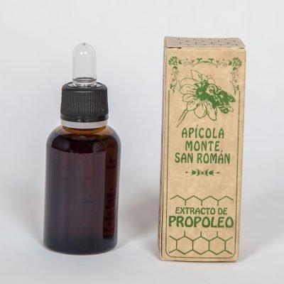 extracto propoleo miel monte san roman