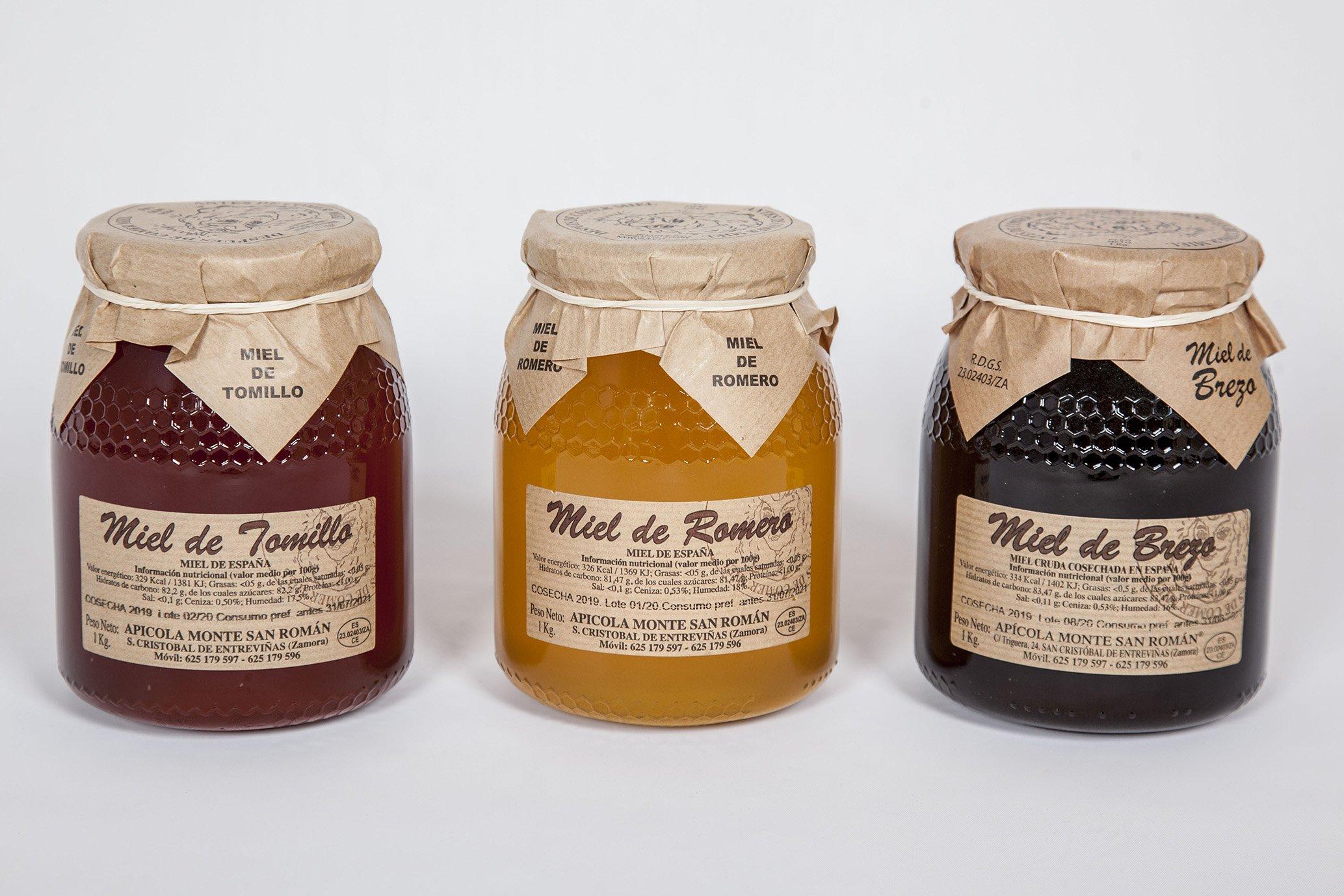 tienda online miel