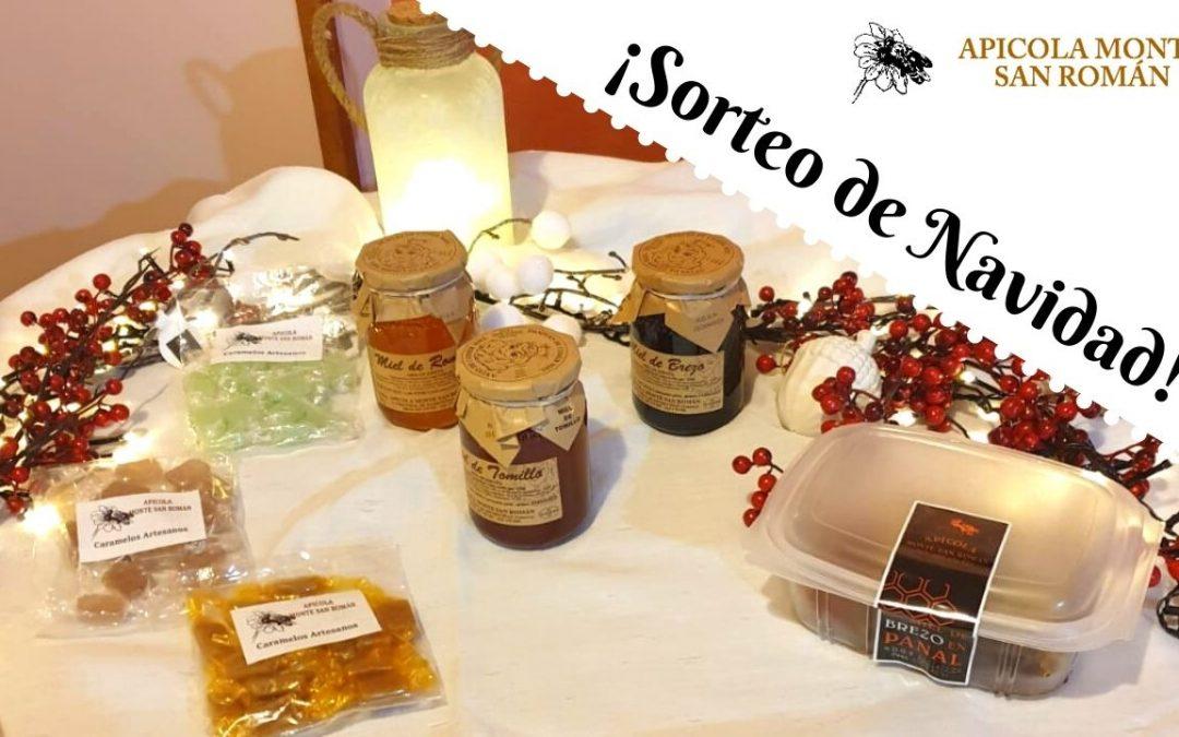 Sorteo Navidad Miel Monte San Román