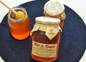 Miel de romero Zamora